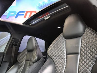 Audi A3 Berline 2.0 TDI 150 S-Line S-Tronic GPS TO Sièges Exclusive Cuir Drive JA 18 - <small></small> 22.990 € <small>TTC</small> - #7