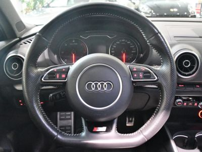 Audi A3 Berline 2.0 TDI 150 S-Line S-Tronic GPS TO Sièges Exclusive Cuir Drive JA 18 - <small></small> 22.990 € <small>TTC</small> - #11