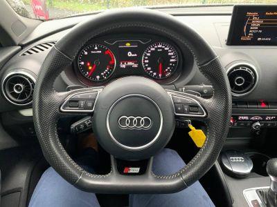 Audi A3 Berline 2.0 TDI 150ch FAP S line S tronic 6 - <small></small> 17.900 € <small>TTC</small>