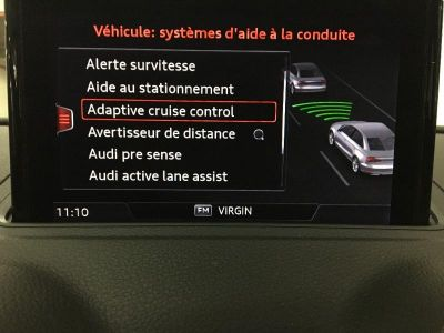 Audi A3 Berline 35 TFSI 150ch CoD Design luxe S tronic 7 - <small></small> 36.700 € <small>TTC</small>