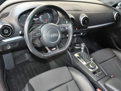Audi A3 Berline S-Line 2.0 TDI 150 S-Tronic GPS Drive Xénon LED Semi Cuir JA 18 - <small></small> 19.990 € <small>TTC</small> - #7