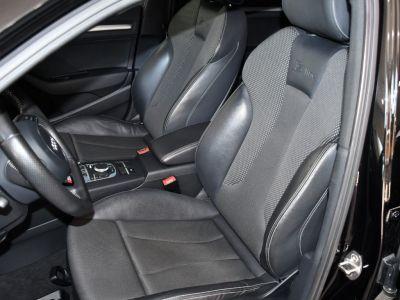 Audi A3 Berline S-Line 2.0 TDI 150 S-Tronic GPS Drive Xénon LED Semi Cuir JA 18 - <small></small> 19.990 € <small>TTC</small> - #8