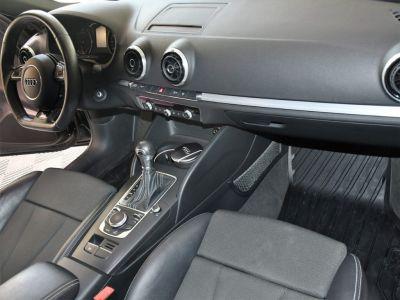 Audi A3 Berline S-Line 2.0 TDI 150 S-Tronic GPS Drive Xénon LED Semi Cuir JA 18 - <small></small> 19.990 € <small>TTC</small> - #9