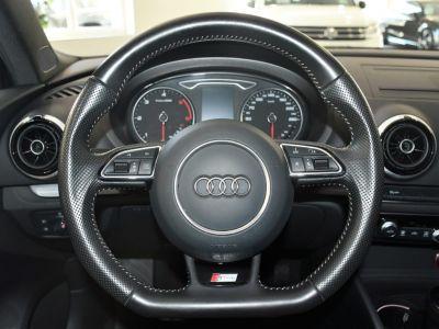 Audi A3 Berline S-Line 2.0 TDI 150 S-Tronic GPS Drive Xénon LED Semi Cuir JA 18 - <small></small> 19.990 € <small>TTC</small> - #10
