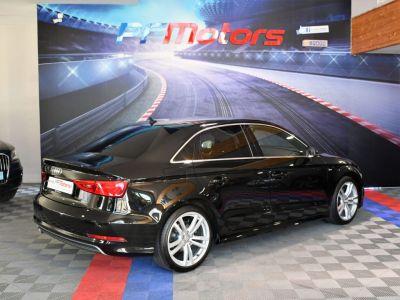 Audi A3 Berline S-Line 2.0 TDI 150 S-Tronic GPS Drive Xénon LED Semi Cuir JA 18 - <small></small> 19.990 € <small>TTC</small> - #15