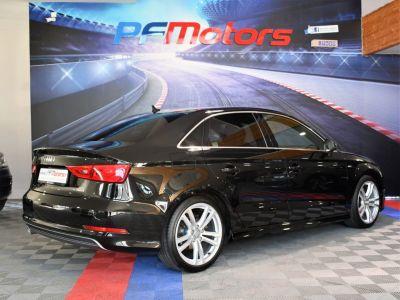Audi A3 Berline S-Line 2.0 TDI 150 S-Tronic GPS Drive Xénon LED Semi Cuir JA 18 - <small></small> 19.990 € <small>TTC</small> - #16