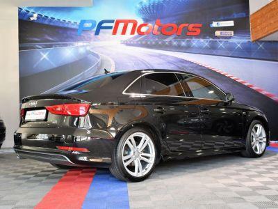 Audi A3 Berline S-Line 2.0 TDI 150 S-Tronic GPS Drive Xénon LED Semi Cuir JA 18 - <small></small> 19.990 € <small>TTC</small> - #17