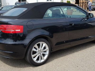 Audi A3 Cabriolet 1.8 TFSI 160 CV STRONIC (07/2011) - <small></small> 14.900 € <small>TTC</small>