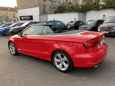 Audi A3 Cabriolet 2.0 TDI 150 Ambition S-tronic 6 - <small></small> 19.990 € <small>TTC</small>