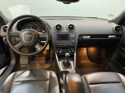 Audi A3 Cabriolet 2.0 TFSI 200 CV GPS 2009 - <small></small> 10.900 € <small>TTC</small> - #13