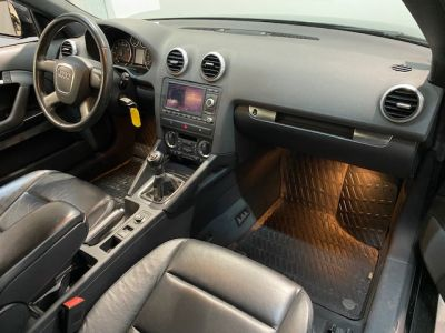 Audi A3 Cabriolet 2.0 TFSI 200 CV GPS 2009 - <small></small> 10.900 € <small>TTC</small> - #14