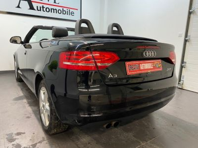Audi A3 Cabriolet 2.0 TFSI 200 CV GPS 2009 - <small></small> 10.900 € <small>TTC</small> - #10