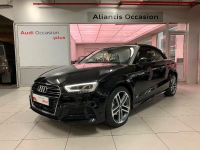 Audi A3 Cabriolet 35 TFSI 150ch Design luxe S tronic 7 Euro6d-T - <small></small> 41.800 € <small>TTC</small> - #1