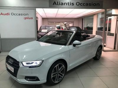 Audi A3 Cabriolet 35 TFSI 150ch Design luxe S tronic 7 Euro6d-T - <small></small> 41.500 € <small>TTC</small>