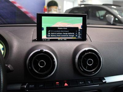 Audi A3 E-Tron 1.4 TFSI 204 cv T.O Siège F1 JA18 Keyless ACC Caméra BlindSpot Virtual - <small></small> 27.490 € <small>TTC</small> - #10