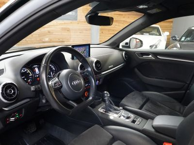 Audi A3 III (2) SPORTBACK 1.4 TFSI E-TRON S LINE S TRONIC 7 - <small></small> 20.990 € <small>TTC</small> - #20
