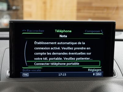 Audi A3 III (2) SPORTBACK 1.4 TFSI E-TRON S LINE S TRONIC 7 - <small></small> 20.990 € <small>TTC</small> - #35