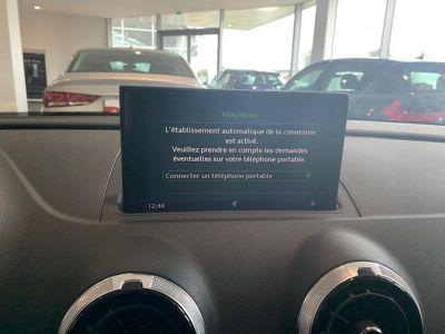 Audi A3 Sportback 1.5 TFSI 150ch Sport S tronic 7 - <small></small> 24.800 € <small>TTC</small>