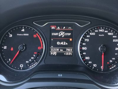 Audi A3 Sportback 1.6 TDI 105 Ambiente S tronic 7 - <small></small> 14.890 € <small>TTC</small>