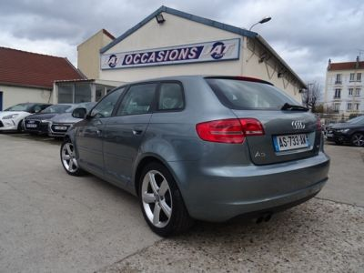 Audi A3 Sportback 1.8 TFSI 160CH AMBITION LUXE - <small></small> 11.980 € <small>TTC</small>
