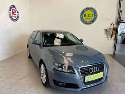 Audi A3 Sportback 1.8 TFSI 160CH AMBITION LUXE S TRONIC 7 - <small></small> 11.490 € <small>TTC</small> - #1