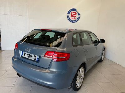 Audi A3 Sportback 1.8 TFSI 160CH AMBITION LUXE S TRONIC 7 - <small></small> 11.490 € <small>TTC</small> - #2