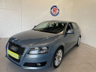 Audi A3 Sportback 1.8 TFSI 160CH AMBITION LUXE S TRONIC 7 - <small></small> 11.490 € <small>TTC</small> - #3