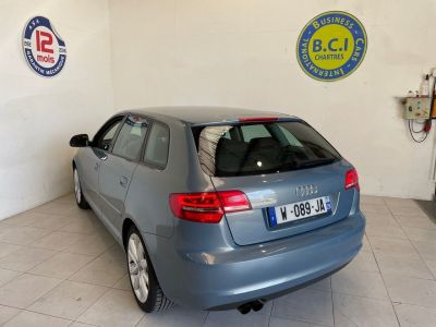 Audi A3 Sportback 1.8 TFSI 160CH AMBITION LUXE S TRONIC 7 - <small></small> 11.490 € <small>TTC</small> - #4