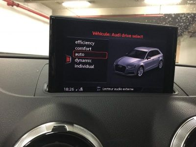 Audi A3 Sportback 35 TFSI 150ch CoD Design luxe S tronic 7 Euro6d-T - <small></small> 33.900 € <small>TTC</small>