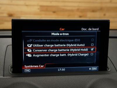 Audi A3 Sportback III 1.4 TFSI E-TRON 204 AMBITION LUXE S TRONIC - <small></small> 23.990 € <small>TTC</small> - #6