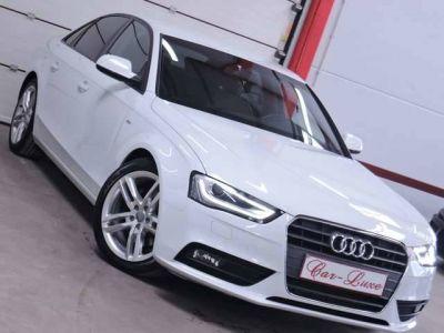 Audi A4 2.OTDI 12OCV S-LINE GPS XENON LED CUIR CLIM 18 - <small></small> 14.950 € <small>TTC</small> - #10