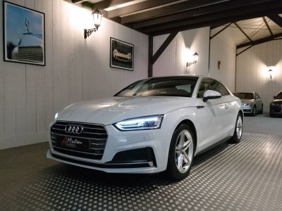 Audi A5 2.0 TDI 190 CV SLINE STRONIC - <small></small> 27.950 € <small>TTC</small> - #2