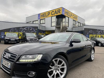 Audi A5 2.7 V6 TDI 190CH DPF AMBITION LUXE MULTITRONIC