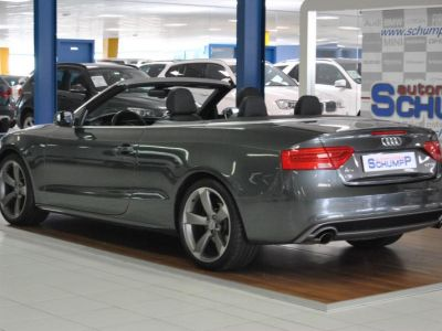 Audi A5 CABRIOLET 1.8 TFSI 170ch S-LINE 1Main - <small></small> 30.990 € <small>TTC</small>