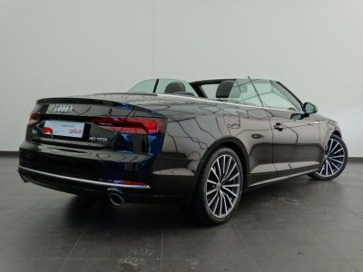 Audi A5 Cabriolet 2.0 TFSI 190ch S line S tronic 7 - <small></small> 44.490 € <small>TTC</small>
