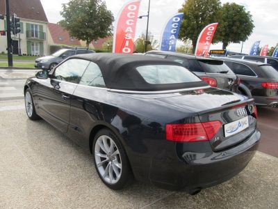 Audi A5 CABRIOLET 2.0 TFSI 211CH AMBITION LUXE MULTITRONIC - <small></small> 19.990 € <small>TTC</small>