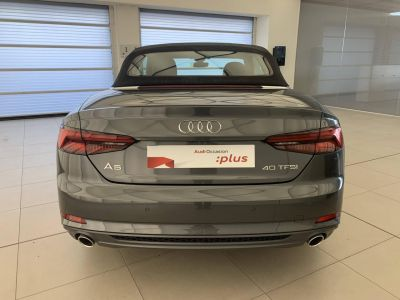 Audi A5 CABRIOLET Cabriolet 40 TFSI 190 S tronic 7 S Line - <small></small> 46.990 € <small>TTC</small>