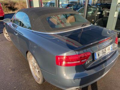 Audi A5 Cabriolet V6 2.7 TDI 190 DPF Ambiente - <small></small> 12.990 € <small>TTC</small> - #7