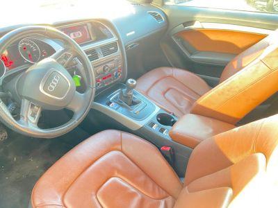 Audi A5 Cabriolet V6 2.7 TDI 190 DPF Ambiente - <small></small> 12.990 € <small>TTC</small> - #8