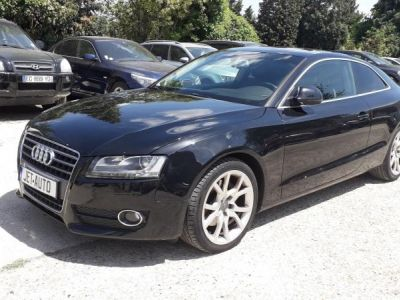 Audi A5 COUPE COUPE 2.7 V6 TDI 190 AMBITION LUXE MULTITRONIC - <small></small> 9.990 € <small>TTC</small> - #1
