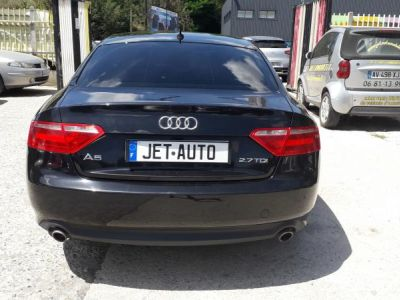 Audi A5 COUPE COUPE 2.7 V6 TDI 190 AMBITION LUXE MULTITRONIC - <small></small> 9.990 € <small>TTC</small> - #12