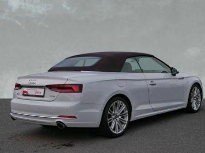 Audi A5 II Cabriolet 2.0 TFSI 252 S-tro(04/2018) - <small></small> 47.900 € <small>TTC</small>