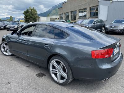 Audi A5 Sportback 2.0 TDI 177CH S LINE MULTITRONIC - <small></small> 18.990 € <small>TTC</small>