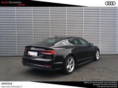 Audi A5 Sportback 2.0 TDI 190ch S line S tronic 7 - <small></small> 42.450 € <small>TTC</small>