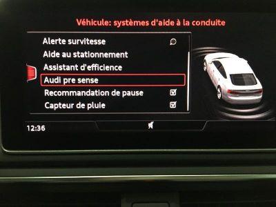 Audi A5 Sportback 2.0 TFSI 190ch Design Luxe S tronic 7 - <small></small> 45.900 € <small>TTC</small>