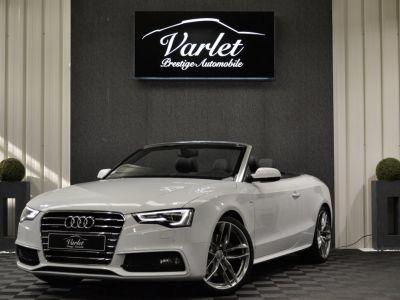 Audi A5 Superbe cabriolet 3.0 tdi v6 245ch quattro stronic sline plus 1ere main 20 camera attelage - <small></small> 24.990 € <small>TTC</small> - #3