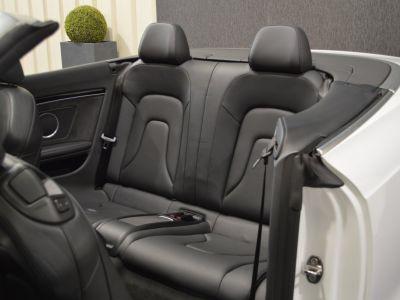 Audi A5 Superbe cabriolet 3.0 tdi v6 245ch quattro stronic sline plus 1ere main 20 camera attelage - <small></small> 24.990 € <small>TTC</small> - #14
