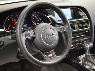 Audi A5 Superbe cabriolet 3.0 tdi v6 245ch quattro stronic sline plus 1ere main 20 camera attelage - <small></small> 24.990 € <small>TTC</small> - #16