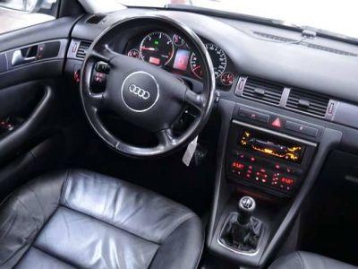 Audi A6 1.9 TDI 13OCV BERLINE CUIR CLIM 117.OOOKM CAR-PASS - <small></small> 6.950 € <small>TTC</small> - #8