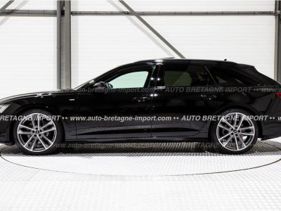Audi A6 Avant 45 TDI 231Ch S LINE QUATTRO (Pano, air suspension, HdUp, Matrix LED, packs assist, clim 4 zones, pack black, garantie 5 ans...) 2019 - <small></small> 75.920 € <small>TTC</small>